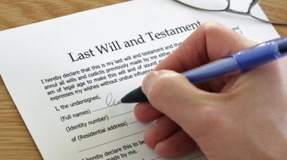 last will - law firm michigan