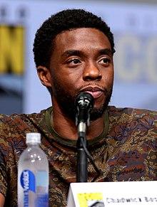 Chadwick_Boseman-Royalty Free Image